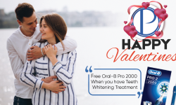 Free Tooth Brush Couple